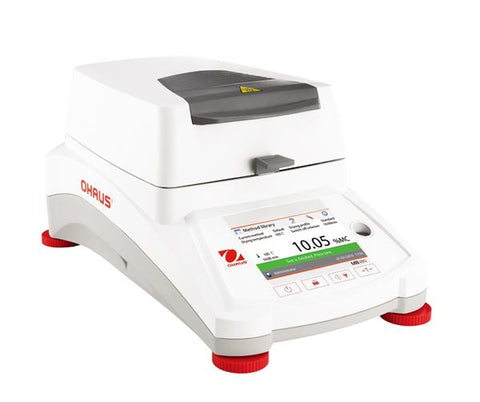 MB120 Moisture Analyzer image