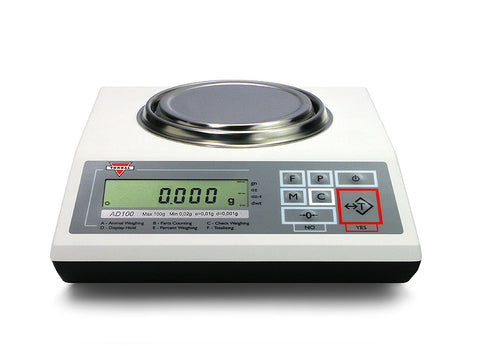 Torbal AD Series Precision Balances image