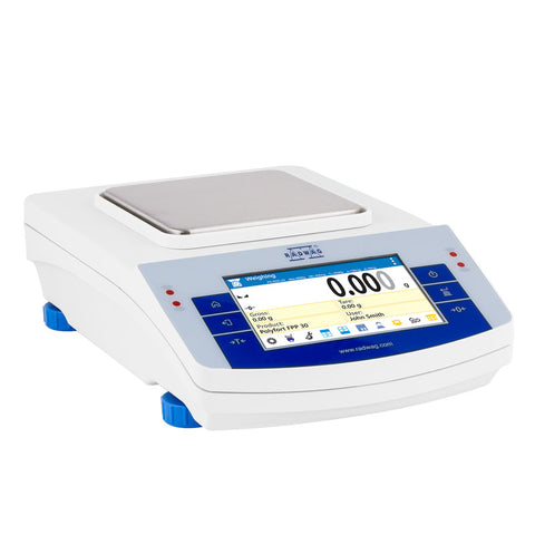 PS X2, PS X2 M  Precision balances image