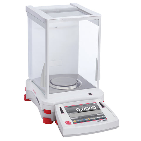 OHAUS Explorer® Analytical Balances image