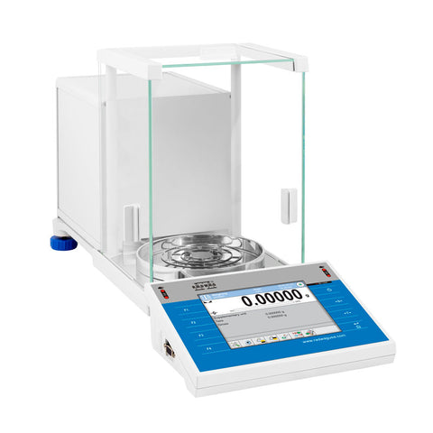 XA 4Y A  Analytical balances (with automatic door) image
