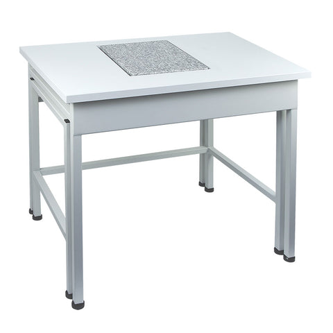 Steel Antivibration tables by Radwag image