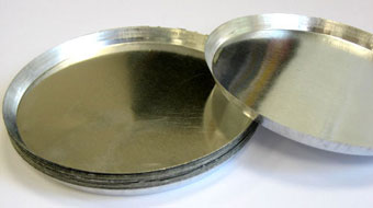 Disposable Pans for Torbal Moisture Analyzers image