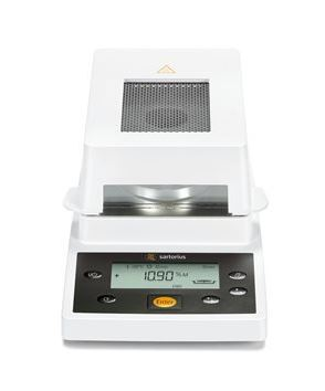 Infrared Moisture Analyzer MA35 image