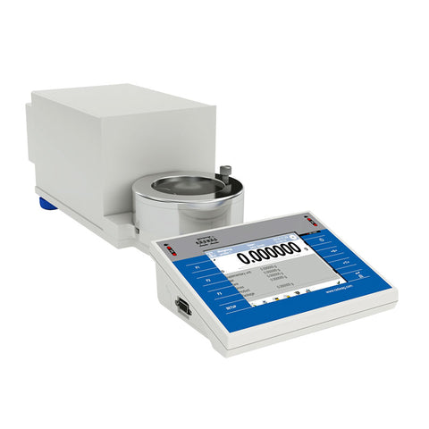 MYA 4Y F Microbalances (for filter weighing) image