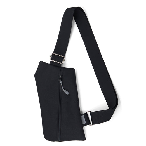 ♡ BESTSELLER! The Griffey Crossbody Travel Bag in All Black