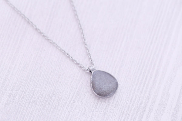 urn silver pendant funeral necklace ash for cremation heart itm jewellery ashes