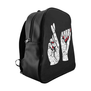 Rheumatoid Arthritis ASL Backpack