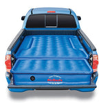 Pittman Outdoors AirBedz Short Bed with Built-in Rechargeable Battery Air Pump & Tailgate Extension Air Matress