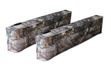 Pittman Outdoors AirBedz Realtree Camouflage original Inflatable Wheel Well Inserts, Fits PPI-405 ONLY