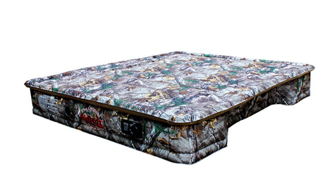Pittman Outdoors AirBedz Realtree Camouflage Full Size Bed with Built-in Rechargeable Battery Air Pump
