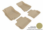 3D MAXpider L1CD00701502 CADILLAC CTS 2009-2013 SEDAN/ WAGON KAGU TAN R1 R2