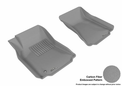 3D MAXpider L1CD00711501 CADILLAC CTS 2009-2013 SEDAN/ WAGON KAGU GRAY R1