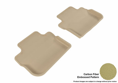 3D MAXpider L1CD00721502 CADILLAC CTS 2009-2013 SEDAN/ WAGON KAGU TAN R2