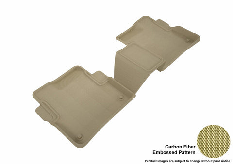 3D MAXpider L1CD01721502 CADILLAC CT6 2016-2018 KAGU TAN R2