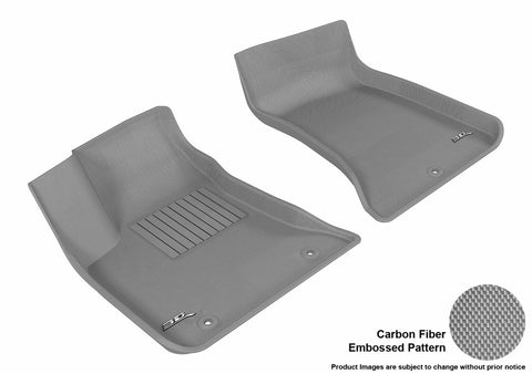 3D MAXpider L1DG01411501 DODGE CHARGER/ CHRYSLER 300/ 300C 2011-2018 KAGU GRAY R1