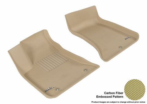 3D MAXpider L1DG01411502 DODGE CHARGER/ CHRYSLER 300/ 300C 2011-2018 KAGU TAN R1