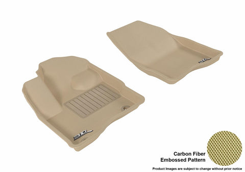 3D MAXpider L1FR01811502 FORD TAURUS 2010-2018 KAGU TAN R1 (POST)