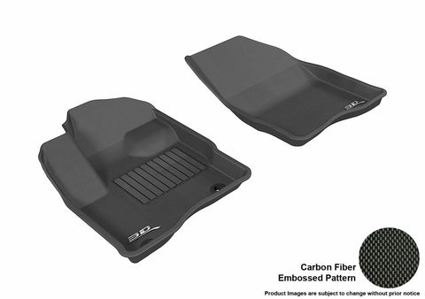 3D MAXpider L1FR01811509 FORD TAURUS 2010-2018 KAGU BLACK R1 (POST)