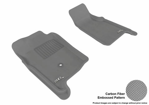 3D MAXpider L1FR02611501 FORD RANGER 1998-2011 REGULAR CAB/ SUPERCAB KAGU GRAY R1 ONLY