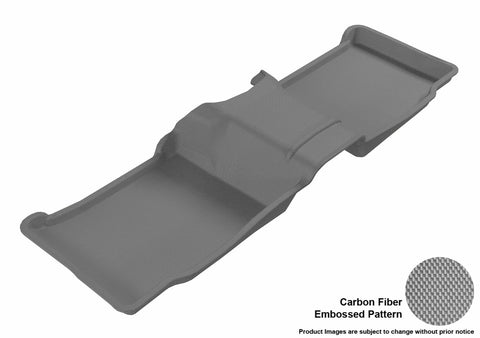 3D MAXpider L1FR03621501 FORD EXPLORER 2011-2018 KAGU GRAY R2 BENCH SEAT