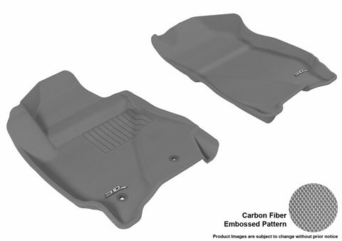 3D MAXpider L1FR03711501 FORD ESCAPE 2011-2012/ MAZDA TRIBUTE 2010-2011 KAGU GRAY R1 (2 EYELETS)