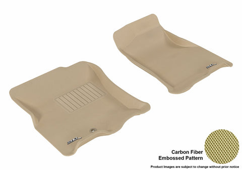 3D MAXpider L1FR07611502 FORD EXPEDITION 2007-2010/ LINCOLN NAVIGATOR 2007-2010 KAGU TAN R1
