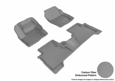 3D MAXpider L1FR10601501 FORD ESCAPE 2015-2018 KAGU GRAY R1 R2