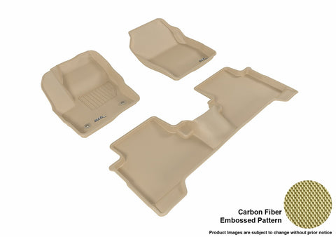 3D MAXpider L1FR10601502 FORD ESCAPE 2015-2018 KAGU TAN R1 R2