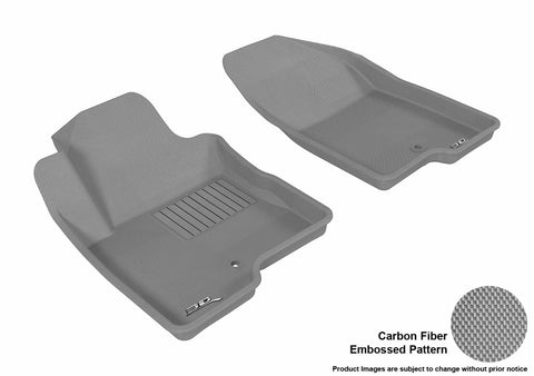 3D MAXpider L1JP00911501 JEEP COMPASS 2014-2017 KAGU GRAY R1 (1 POST ON PASSENGER SIDE)