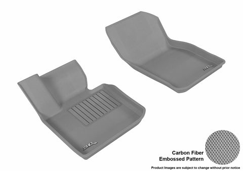 3D MAXpider L1MN01011501 MINI HARDTOP 2-DOOR 2014-2018/ CONVERTIBLE 2016-2018 KAGU GRAY R1