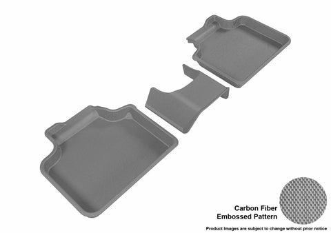 3D MAXpider L1MN01821501 MINI COUNTRYMAN 2017-2018 KAGU GRAY R2 (3PCS)