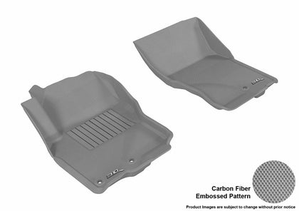 3D MAXpider L1NS06111501 NISSAN FRONTIER CREW CAB/ KING CAB 2005-2018 KAGU GRAY R1 (2 EYELETS)