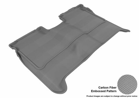 3D MAXpider L1NS06321501 NISSAN TITAN 2004-2015 CREW CAB KAGU GRAY R2 (WITHOUT STORAGE BOX)