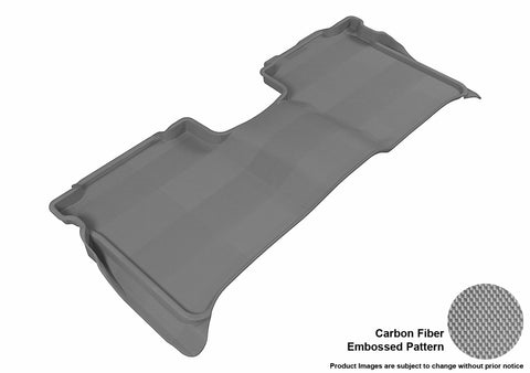 3D MAXpider L1NS06721501 NISSAN TITAN 2004-2015 CREW CAB KAGU GRAY R2 (WITH STORAGE BOX)