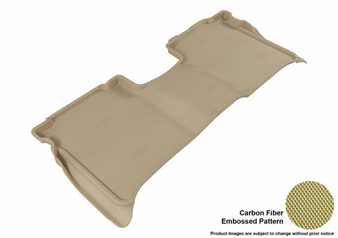 3D MAXpider L1NS06721502 NISSAN TITAN 2004-2015 CREW CAB KAGU TAN R2 (WITH STORAGE BOX)