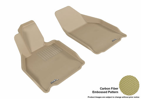 3D MAXpider L1PO01111502 PORSCHE 911 2005-2012 KAGU TAN R1 (W/O BOSE SOUND OPTION)