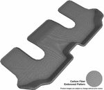 3D MAXpider L1VW08831501 VOLKSWAGEN ATLAS 2018 KAGU GRAY R3 (2PC, BUCKET ROW 2)