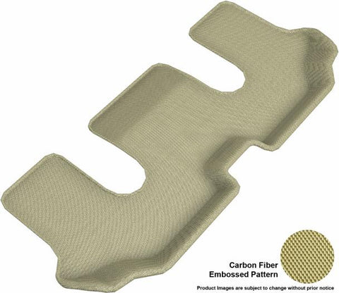 3D MAXpider L1VW08831502 VOLKSWAGEN ATLAS 2018 KAGU TAN R3 (2PC, BUCKET ROW 2)