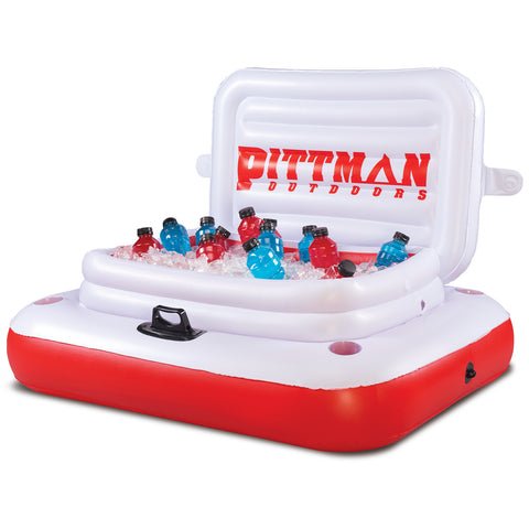 Pittman Outdoors River Drifter Floating Ice Chest Large