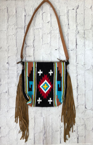 Aztec Saddle Blanket Purse