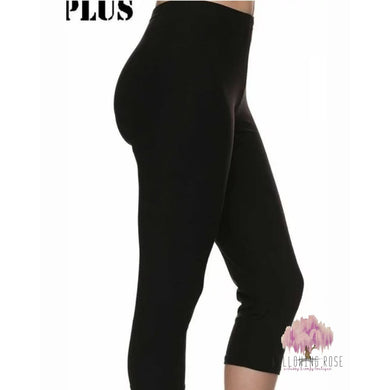 ,sassy-chic-clothing-boutique,Black Capri leggings,Willowing Rose Boutique! Formerly Sassy Chic Clothing Boutique