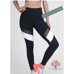 ,sassy-chic-clothing-boutique,B&W athletic pants,Sassy Chic Clothing Boutique