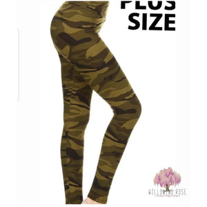 ,sassy-chic-clothing-boutique,Camo leggings (full length),Willowing Rose Boutique! Formerly Sassy Chic Clothing Boutique