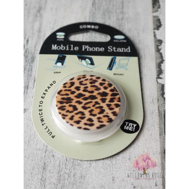 ,sassy-chic-clothing-boutique,Cheetah phone grip,Willowing Rose Boutique! Formerly Sassy Chic Clothing Boutique
