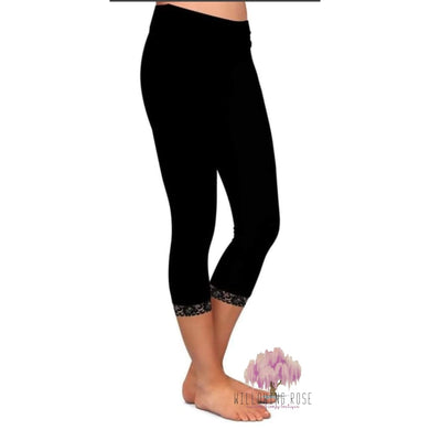 ,sassy-chic-clothing-boutique,Lace capri leggings,Willowing Rose Boutique! Formerly Sassy Chic Clothing Boutique