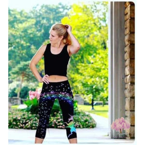,sassy-chic-clothing-boutique,Unicorn capri leggings,Willowing Rose Boutique! Formerly Sassy Chic Clothing Boutique