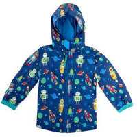 Campera Impermeable 78 - Robot