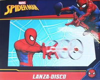 Spiderman - Lanza Discos