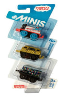 Fisher Price - T&F Minis 3 Pack